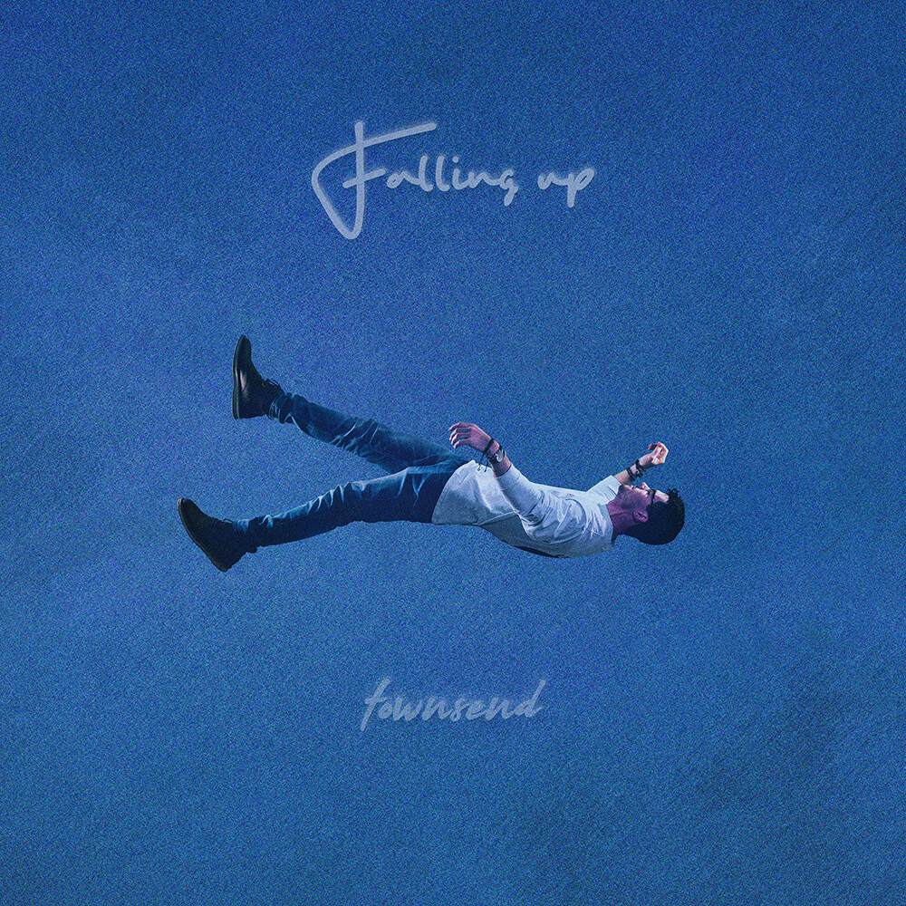 Falling Up townsend Album Art